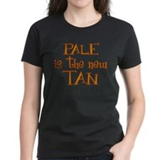 """Pale is the new tan"" Tee"
