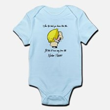 WHEN LIFE HANDS YOU... Infant Bodysuit
