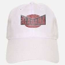 Faded Alabama Baseball Baseball Cap