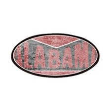 Faded Alabama Patches