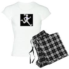 Running Without Ed Logo Pajamas