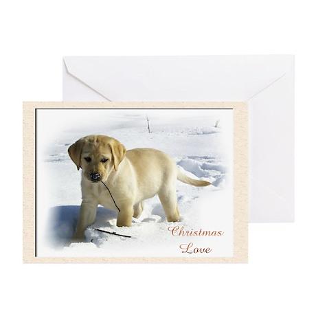 Labrador Retriever Greeting Cards (Pk of 20)