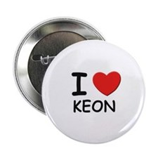 I love Keon Button