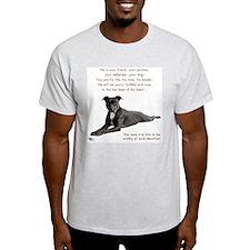 "Pit Bull ""Worthy"" T-Shirt"