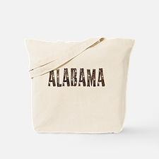 Alabama Coffee and Stars Tote Bag