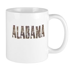 Alabama Coffee and Stars Mug