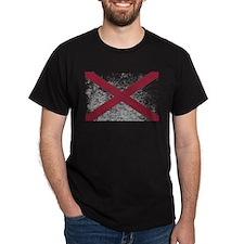 Alabama Vintage State Flag T-Shirt