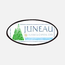 Vintage Juneau Alaska Patches