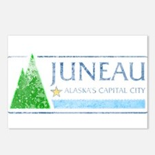 Vintage Juneau Alaska Postcards (Package of 8)