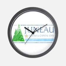 Vintage Juneau Alaska Wall Clock