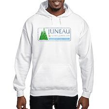 Vintage Juneau Alaska Hoodie