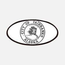 Vintage Fairbanks Alaska Patches
