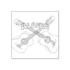 Vintage Alaska Guitars Sticker