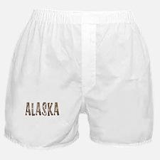 Alaska Coffee and Stars Boxer Shorts