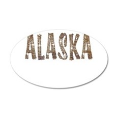 Alaska Coffee and Stars Wall Decal