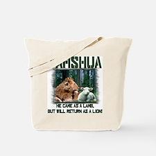 Yahshua, Lion & Lamb! Tote Bag