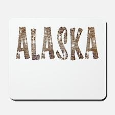 Alaska Coffee and Stars Mousepad