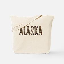 Alaska Coffee and Stars Tote Bag