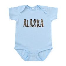 Alaska Coffee and Stars Body Suit