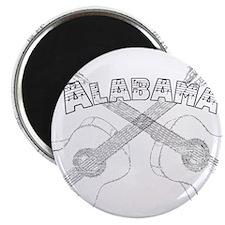 Alabama Guitars.png Magnet