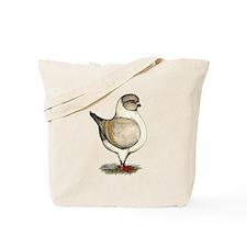 Modena Silver Gazzi Tote Bag