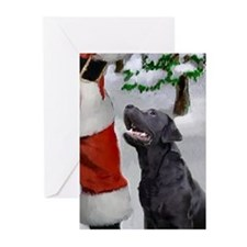 Labrador Retriever (pk Of 10) Greeting Cards