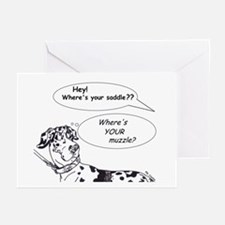 Comeback1 Greeting Cards (Pk of 10)