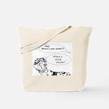 Comeback1 Tote Bag