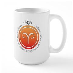 Aries Large Mug