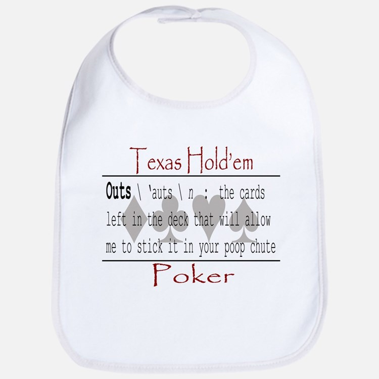 Hold'em Definitions: Outs Bib
