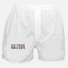 Arizona Coffee and Stars Boxer Shorts