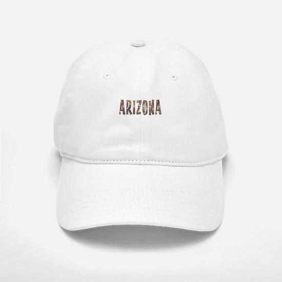 Arizona Coffee and Stars Baseball Baseball Baseball Cap