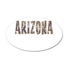 Arizona Coffee and Stars Wall Decal