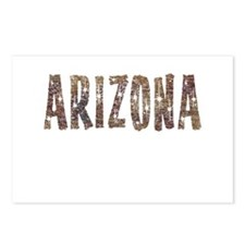 Arizona Coffee and Stars Postcards (Package of 8)