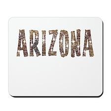 Arizona Coffee and Stars Mousepad