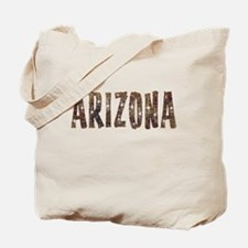 Arizona Coffee and Stars Tote Bag