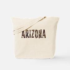 Arizona Coffee and Stars Tote Bag