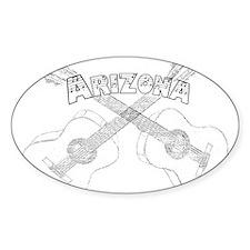 Arizona Guitars Decal