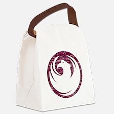 Vintage Phoenix Canvas Lunch Bag