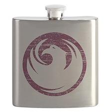 Vintage Phoenix Flask
