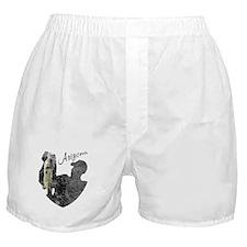 Arizona Fishing Boxer Shorts