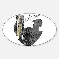 Arizona Fishing Decal