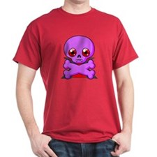 Little Vampire T-Shirt (Dark Red)
