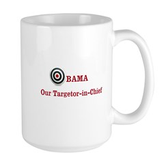 Targetor-in-Chief Mug