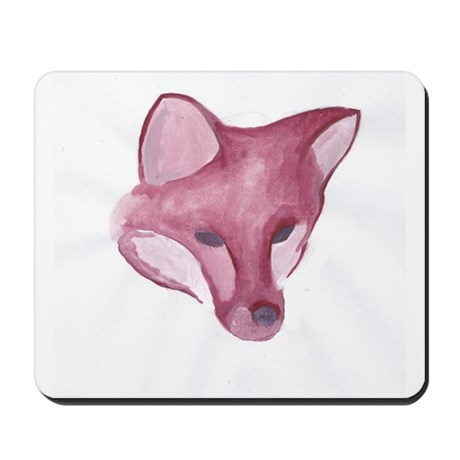 Foxy Head Mousepad