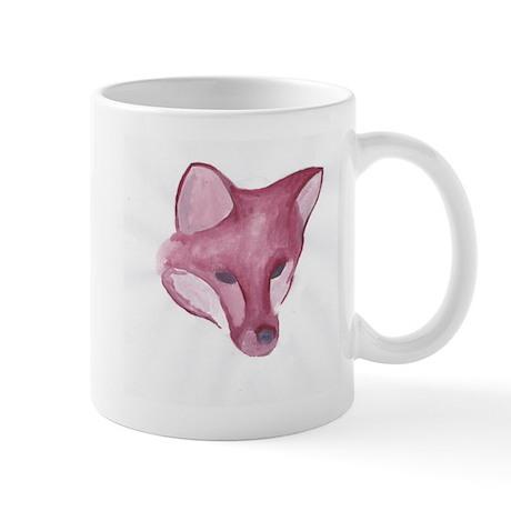 Foxy Head Mug