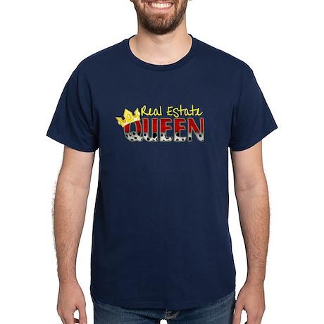 Real Estate Queen Dark T-Shirt
