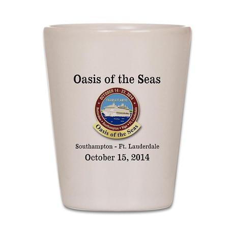Oasis Southampton Shot Glass