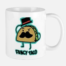 Taco mustache Mug