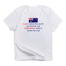 Cool Australian Infant T-Shirt